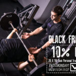 black friday personal training