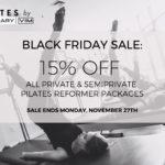pilates black friday sale