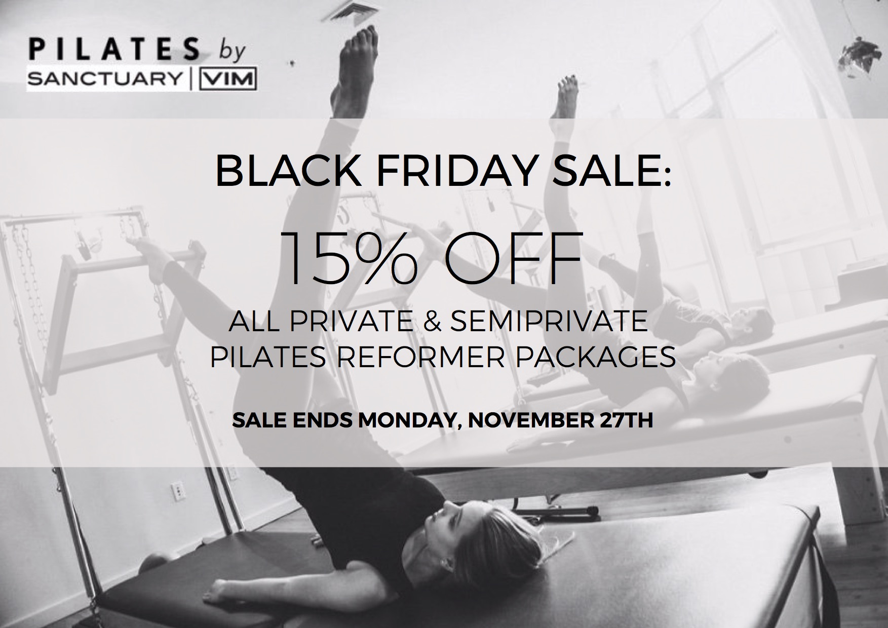 pilates black friday sale
