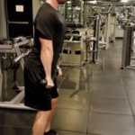 tricep push downs
