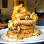 perfect weekend pancakes