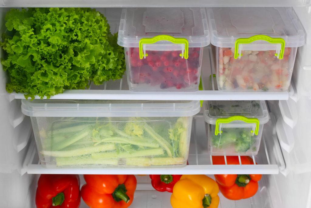 food storage waste