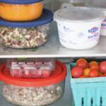 vegetarian pantry