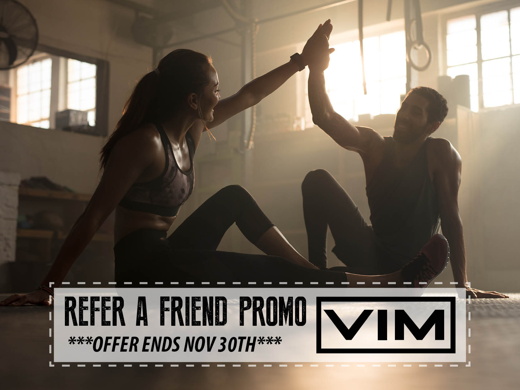 refer a friend promo