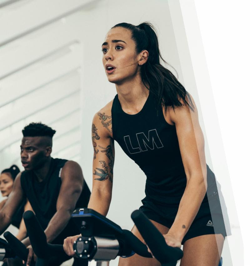 les mills virtual cycling