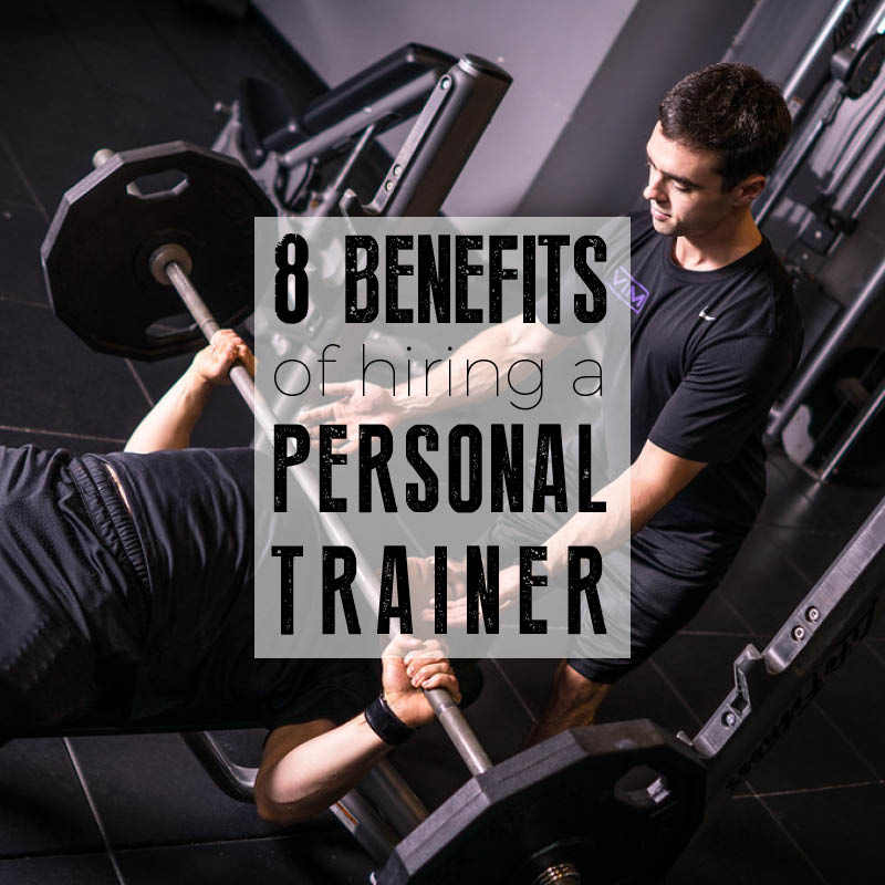 benefits personal trainer