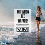 initiation fee summer