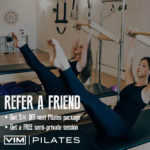Pilates refer a friend