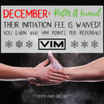 December refer a friend