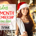 holiday 3 month membership